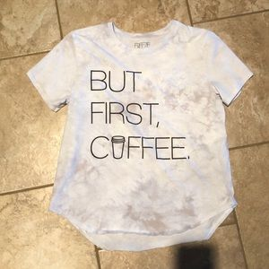 But First, Coffee t-shirt